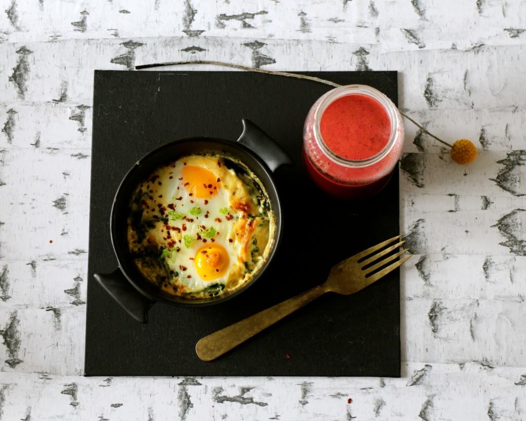 Æg i cocotte